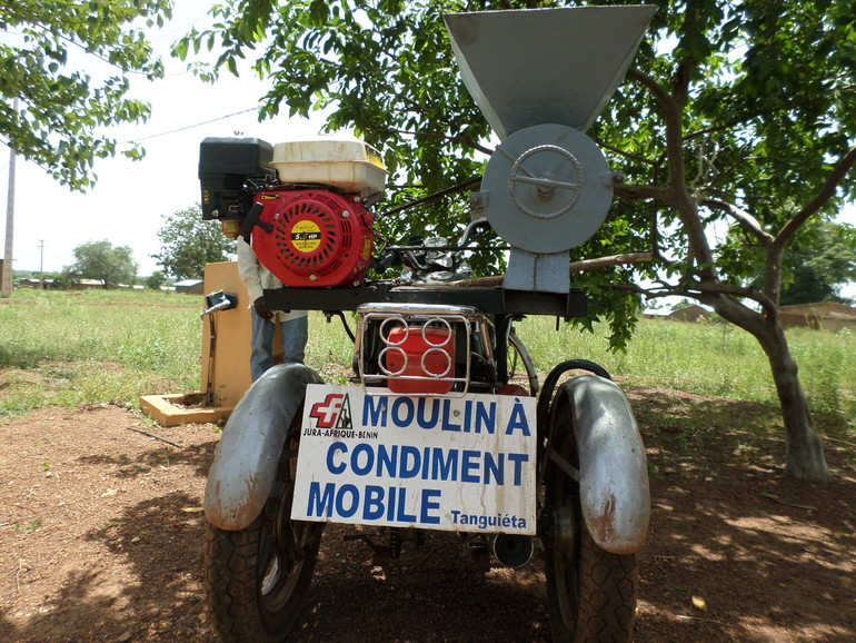Moulin mobile